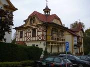 Rekontrukce penzionu - Luhačovice