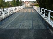 Oprava mostu - Záhorovice